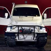Гусеничный снегоболотоход ГАЗ-3409 Бобр повышенной комфортабельности фото