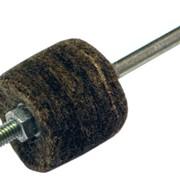 Насадка на дрель войлочная жесткая 30 мм Mastertool 08-6230 фото