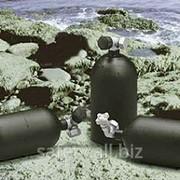 Баллоны и вентили водолазные фото