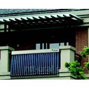 Солнечный коллектор балконного типа для бака 100 л фото