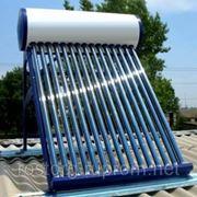 Вакуумный солнечный водонагреватель СР-210л фото