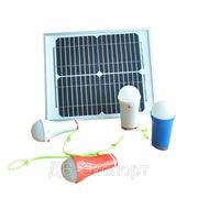 Солнечный накопитель, кемпинг свет MRD406 фото
