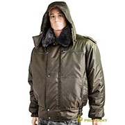 Куртка зимняя П-1 оксфорд олива фото