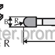 Остроконечные профильные фрезы Faba P-105 фото