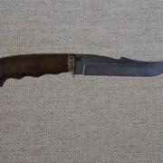 Нож из дамасской стали №60 фото