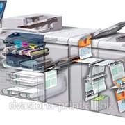 Печать цифровая А3 самокл. бумага (золотая или серебряная) от 300 шт фото