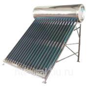 Солнечный водонагреватель JW58-18 (150л) фото