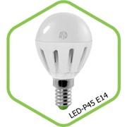 Лампа LED-Шар-standard. 3,5 Вт. Е 27 фото