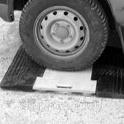 Подкладные автомобильные весы фото