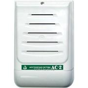 Система речевого оповещения пожарная АС-2-2 фото