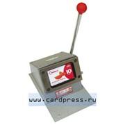 Вырубщик ручной карт CARDPRESS PH-01H фото