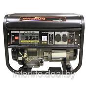 Электростанция бензиновая Magnum LT 8000 B-3, 6,5 КВт / бензогенератор фото