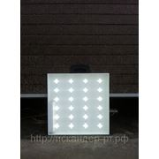 Светильник встраиваемый светодиодный ССВ-30/2450/АП101 фото