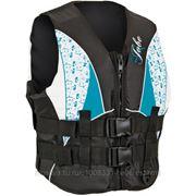 Жилет JOBE Pure Ladies Vest Neo/Nylon синий фото