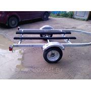 Трейлер прицеп для гидроцикла фото