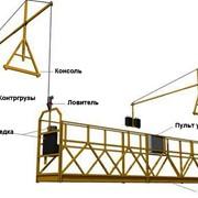 Люльки строительные (подъемники фасадные) ZLP630 M фото