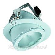 Светильник для МГЛ 35/70W G12 с прозрачным стеклом без ПРА белый IP44 фото