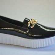 Туфли женские 1034 замш фото