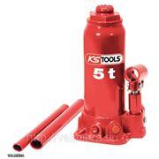 Домкрат гидравлический бутылочный 2т KSTools фото