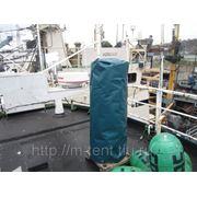 Тенты на судовые механизмы