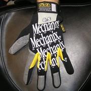 Перчатки для механика Mehanix фото