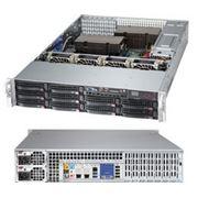"""Supermicro SYS-6027AX-TRF Серверная платформа 2U (2x2011,C606,16xDDR3 10x3.5""""HS Bays,SATA 2x1280W ) фото"""