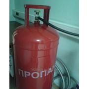 Баллон для пропан-бутана 80 литров фото