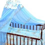 """Бортики для кроватки """"Джунгли"""" фото"""