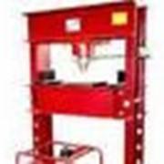 Пресс гаражный электрогидравлический 100 тонн.Р-342М3 фото