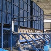 Стокерные склады (гидравлические) фото