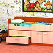 Детская кровать Мишка фото