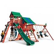 Детская площадка Королевство Deluxe (780х510х380см) фото