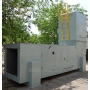 Шумоглушение газотурбинной электростанции ПАЭС-2500, ЭГ-2500 фото
