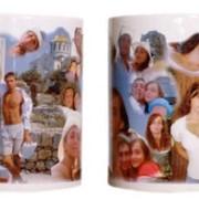 Печать на чашках фото