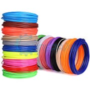 Комплект ABS пластика для 3D ручки из 20 цветов (200 метров) фото