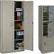 Металлические шкафы, сейфы. фото