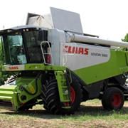 Комбайн Claas Lexion 580 (2005) фото