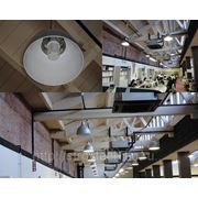 Промышленный светодиодный светильник HIGH BAY 50W фото