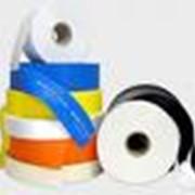Тканевые вшивные этикетки фото
