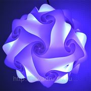 Дизайнерский абажур-светильник IQ Jigsaw Lamp