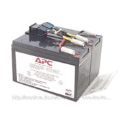 APC RBC48 Батарея Battery replacement kit for SUA750I