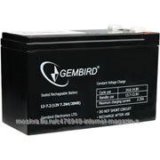 Gembird BAT-12V7.2AH фото