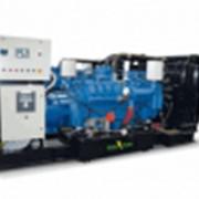 Электростанции дизельные (от 10 KW до 3000 KW) X6135JD-1 фото