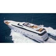 Круизная яхта ADMIRAL IMBAT