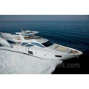 Моторная яхта AZIMUT 78 фото