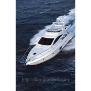 Моторная яхта AZIMUT 55 фото