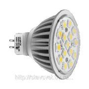 Лампа светодиодная LEEK LE MR16 5050-15 3W GU5.3 4000K фото