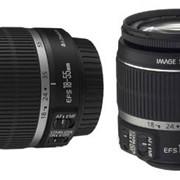ПРОКАТ И АРЕНДА профессионального объектива Canon EF-S 18-55mm f/3.5-5.6 IS II фото