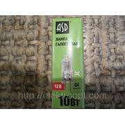 Лампа галог. JC 10Вт 12В G4 (100) фото