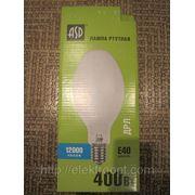Лампа ртутная ДРЛ 400Вт 220В Е40 ASD фото